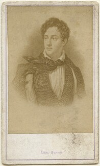 George Gordon Byron, 6th Baron Byron, after George Sanders (Saunders) - NPG x197495