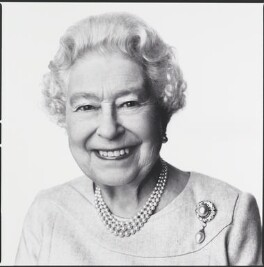 Queen Elizabeth II, by David Bailey - NPG P1985