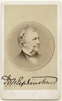 Sir James Dalrymple-Horn-Elphinstone, 2nd Bt, by Caldesi & Co - NPG x197517