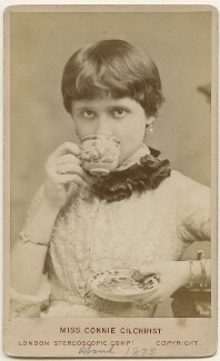 Constance ('Connie') (née Gilchrist), Countess of Orkney, by London Stereoscopic & Photographic Company - NPG x197520