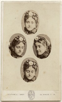 Adelina Patti, by Southwell Brothers - NPG x197543