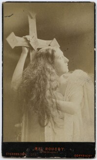 Clara Marion Jessie Rousby (née Dowse), by London Stereoscopic & Photographic Company - NPG x197546