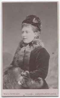 Princess Helena Augusta Victoria of Schleswig-Holstein, by W. & D. Downey - NPG x197571