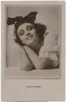 Pola Negri, by Binder (Alexander Binder) - NPG x139716