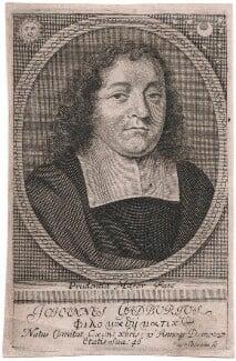 John Gadbury, by William Sherwin - NPG D43020