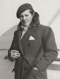 Marion Barbara ('Joe') Carstairs, by International News Photos - NPG x139735