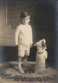 George Alexander Eugene Douglas Haig, 2nd Earl Haig, by Miss Compton Collier - NPG x182257