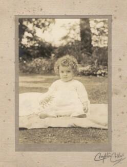 George Alexander Eugene Douglas Haig, 2nd Earl Haig, by Miss Compton Collier - NPG x182258