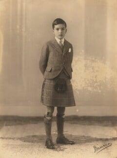 George Alexander Eugene Douglas Haig, 2nd Earl Haig, by Bassano Ltd - NPG x182286