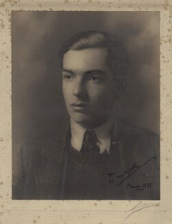 George Alexander Eugene Douglas Haig, 2nd Earl Haig, by Bassano Ltd - NPG x182287