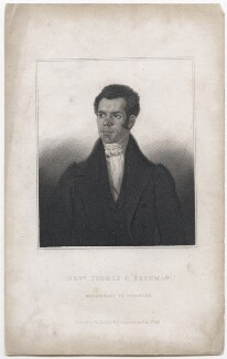 Thomas Birch Freeman, by Thomas Anthony Dean, after  Marshall Claxton - NPG D43023