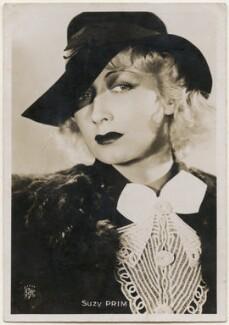 Suzy Prim (Suzanne Mariette Arduini), published by Editions en Publications Cinematographiques - NPG x139746