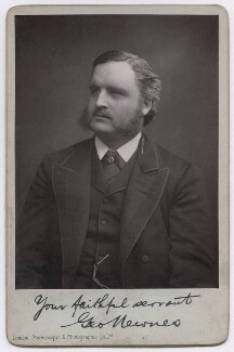 Sir George Newnes, 1st Bt, by London Stereoscopic & Photographic Company - NPG x197584