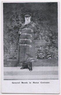 William Booth, by Unknown photographer - NPG x197594