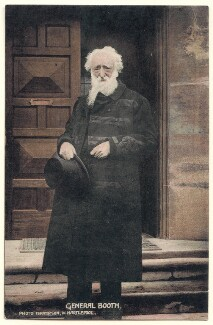 William Booth, by Thompson of West Hartlepool - NPG x197599