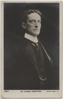 Sir Johnston Forbes-Robertson, published by Rotary Photographic Co Ltd - NPG x197623