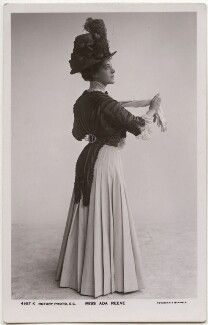 Ada Reeve, by Foulsham & Banfield, published by  Rotary Photographic Co Ltd - NPG x139748