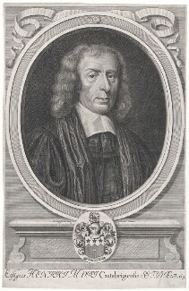 Henry More, by David Loggan - NPG D42960