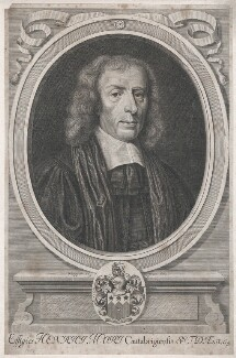Henry More, by David Loggan - NPG D42961