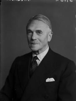 Sir (Alexander) Cameron Badenoch, by Walter Stoneman - NPG x190435