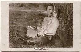 Rod La Rocque, published by Ross-Verlag - NPG x139754