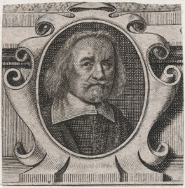 Thomas Hobbes, after William Faithorne - NPG D42990