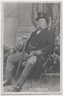 Sir Oswald Mosley, 4th Bt, by John Spencer Simnett - NPG x197634