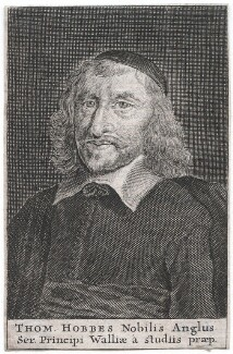 Thomas Hobbes, after Unknown artist - NPG D42991