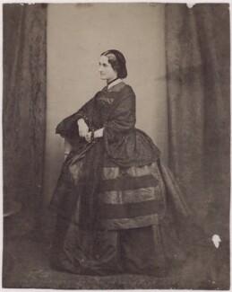 Hon. Anne Elizabeth Bontine (née Elphinstone-Fleeming), by Unknown photographer - NPG x139791