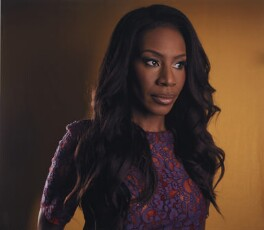 Amma Asante, by Richard Saker - NPG x139789