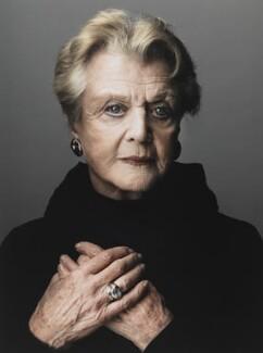 Angela Lansbury, by Marco Grob - NPG x139790