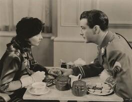 Vivien Leigh as Myra and Robert Taylor as Roy Cronin in 'Waterloo Bridge', possibly by Robert Coburn - NPG x139799