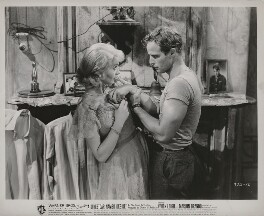 Vivien Leigh as Blanche DuBois in 'A Streetcar Named Desire', by Jack Albin - NPG x139801