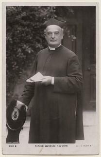 Bernard John Vaughan, by James Charles Dinham, published by  Rotary Photographic Co Ltd, circa 1907 - NPG x197658 - © National Portrait Gallery, London