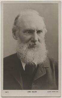 William Thomson, Baron Kelvin, published by Rotary Photographic Co Ltd - NPG x197678