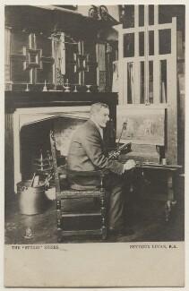 John Seymour Lucas, by Richard Williams Thomas, published by  Raphael Tuck & Sons - NPG x197683