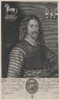 Sir Edward Dering, 1st Bt, by George Glover, after  Cornelius Johnson (Cornelius Janssen van Ceulen) - NPG D43051