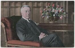 Joe Chamberlain, by Henry Joseph Whitlock & Sons Ltd, published by  James Valentine & Sons Ltd - NPG x197740