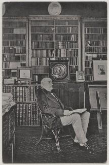 William Ewart Gladstone, by Joseph Parkin Mayall, published by  J.H. Worley - NPG x197769