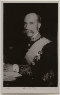 Henry Charles Keith Petty-Fitzmaurice, 5th Marquess of Lansdowne, by E.H. Mills, published by  Rotary Photographic Co Ltd - NPG x197794