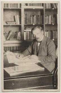 David Lloyd George, published by Raphael Tuck & Sons - NPG x197812
