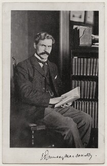 Ramsay MacDonald, published by Independent Labour Party ('I.L.P.') - NPG x197826