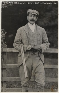 Sir Ernest Joseph Soares, by Phillipse & Lees - NPG x197846
