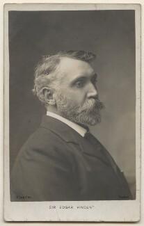 Edgar Vincent, Viscount d'Abernon, by S.A. Chandler - NPG x197855