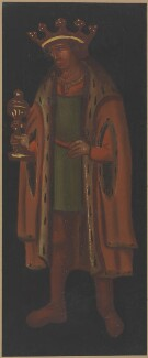 formerly thought to be King Henry VII, by Unknown artist - NPG D43059