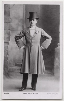 Vesta Tilley, published by Rotary Photographic Co Ltd - NPG x139832