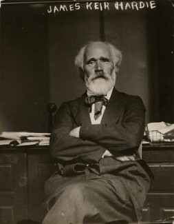 Keir Hardie, by Unknown photographer - NPG x197897