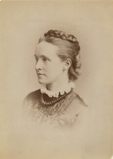 Dame Millicent Fawcett, by Unknown photographer - NPG x197903