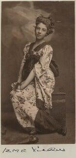 Izme Mary Vickers, by H. Walter Barnett - NPG x197917