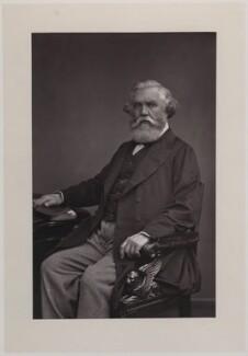 Sir Austen Henry Layard, by Unknown photographer - NPG x197924